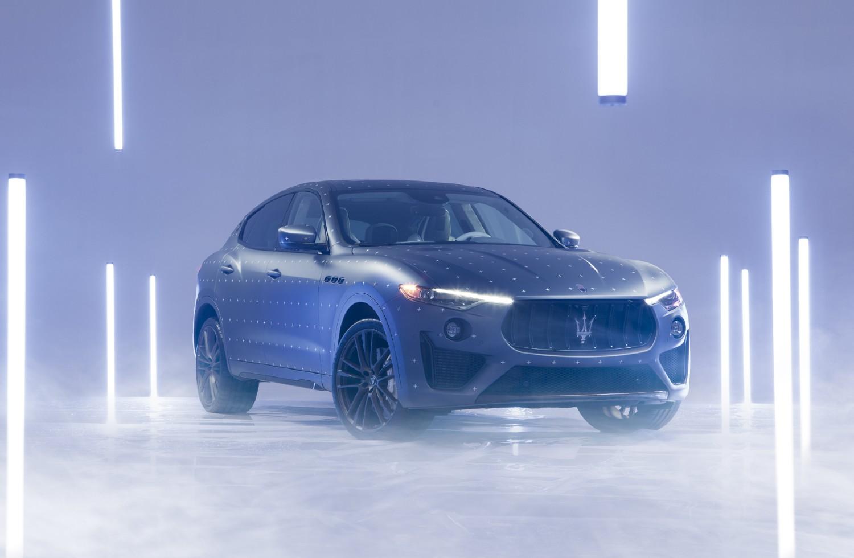 Maserati Levante Fuori Serie Futura