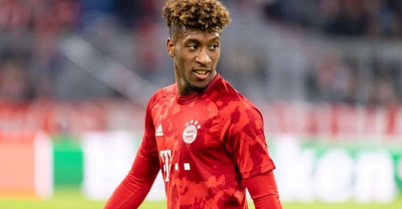 Kingsly Coman joue pour Munich