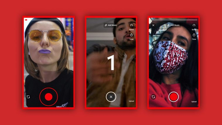 Face à TikTok, Google officialise YouTube Shorts