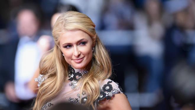 Paris Hilton au