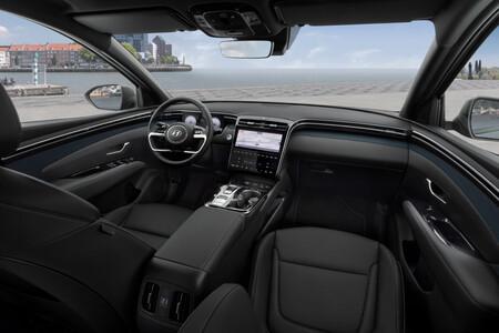 Nouveau Hyundai Tucson Interior 1
