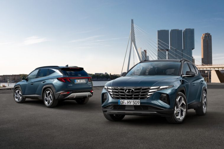 Nouveau Hyundai Tucson 2021: la firme coréenne renouvelle son SUV phare avec l'option hybride rechargeable