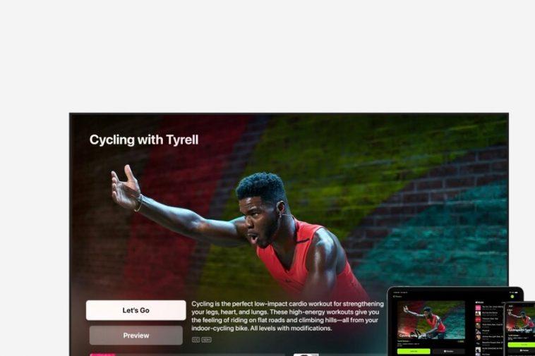 Apple Fitness +, cours d'entraînement virtuels et personnalisés dans un service d'abonnement pour 9,99 $ par mois