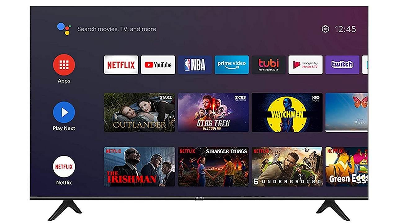 TV UI-