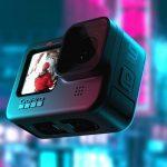 GoPro HERO9 Black: la nouvelle GoPro dispose d'un double écran, d'un capteur de 23,6 mégapixels et promet des aventures hautement stabilisées