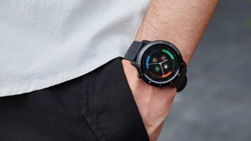 Mobvoi TicWatch GTX: la smartwatch la moins chère de Mobvoi coûte 60 euros et promet jusqu'à une semaine d'autonomie