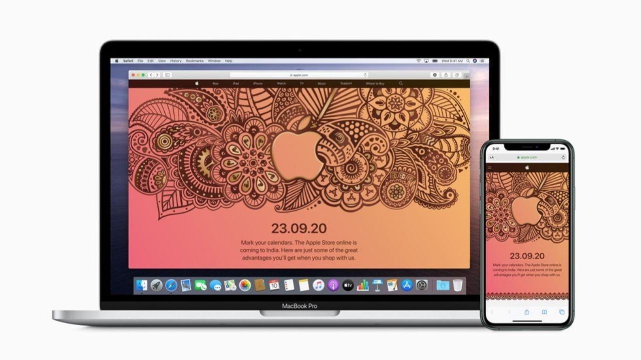 Apple Store en ligne Inde: les clients bénéficient d'une livraison gratuite, sans contact, d'offres festives, etc.