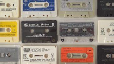 Je continue d'écouter de la musique enregistrée sur cassettes ... et j'en ai de bonnes raisons