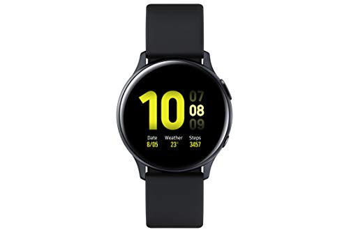 Samsung Galaxy Watch Active2 - Montre connectée, Bluetooth, Noir, 44 mm