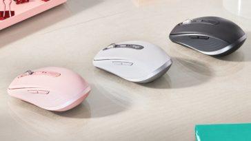 Logitech MX Anywhere 3: la souris de productivité par excellence de Logitech fait peau neuve avec un défilement réglable et une poignée en silicone