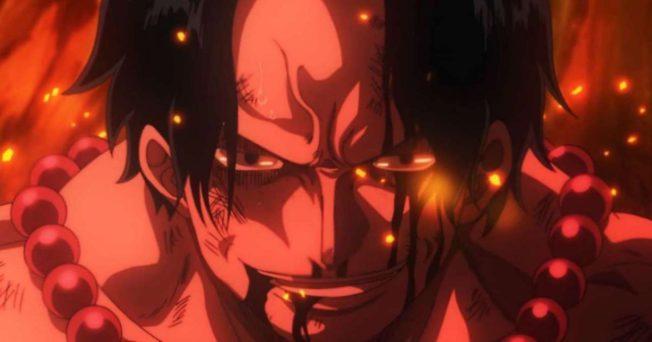 Ace, Anime, One Piece