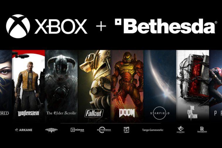 Microsoft achète Bethesda pour 7,5 milliards de dollars et conserve des franchises comme 'DOOM', 'Fallout' ou 'Wolfenstein'