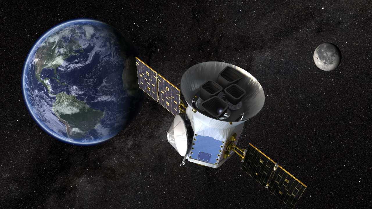 Le Transiting Exoplanet Survey Satellite (TESS) de la NASA a terminé sa mission principale de deux ans et poursuit sa recherche de nouveaux mondes. Crédit d'image: NASA