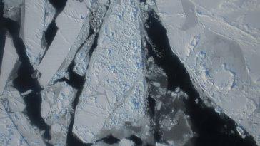 L'Arctique au minimum: il vient d'enregistrer son deuxième dégel en importance depuis que nous avons des données