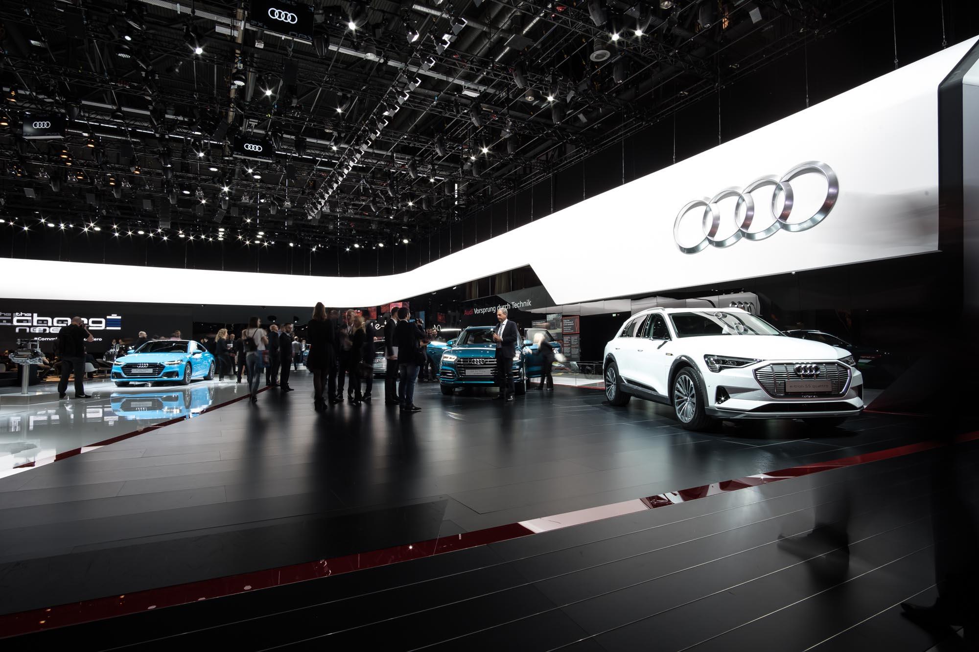 Audi Genève