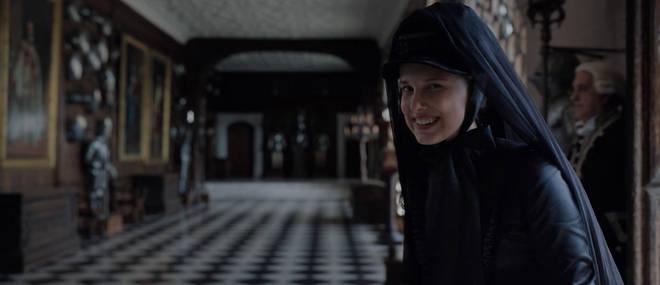 Où Enola Holmes a-t-il été filmé?  Hatfield House a été utilisé comme Basilworth House