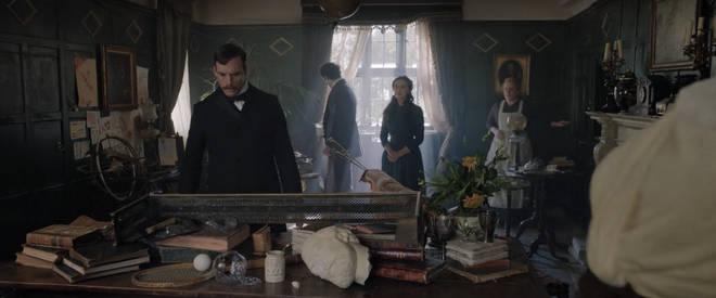 Où Enola Holmes a-t-il été filmé?  West Horsely Place a été utilisé pour Ferndell Hall