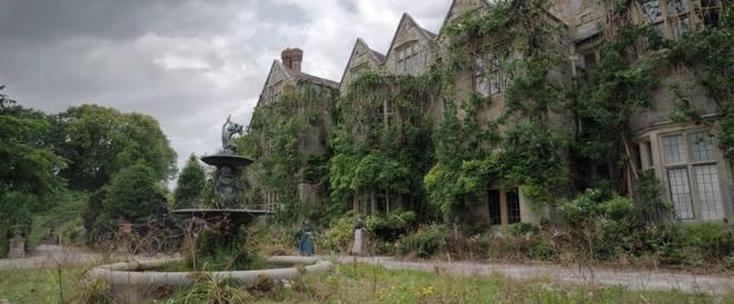 Où Enola Holmes a-t-il été filmé?  Benthall Hall remplace Ferndell Hall
