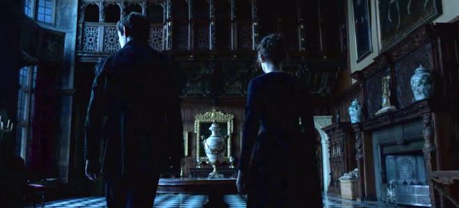 Où Enola Holmes a-t-il été filmé?  Hatfield House a été utilisé pour Basilweather House