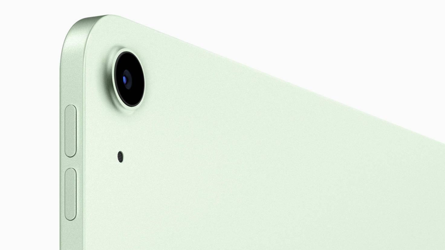 Caméra iPad Air 4