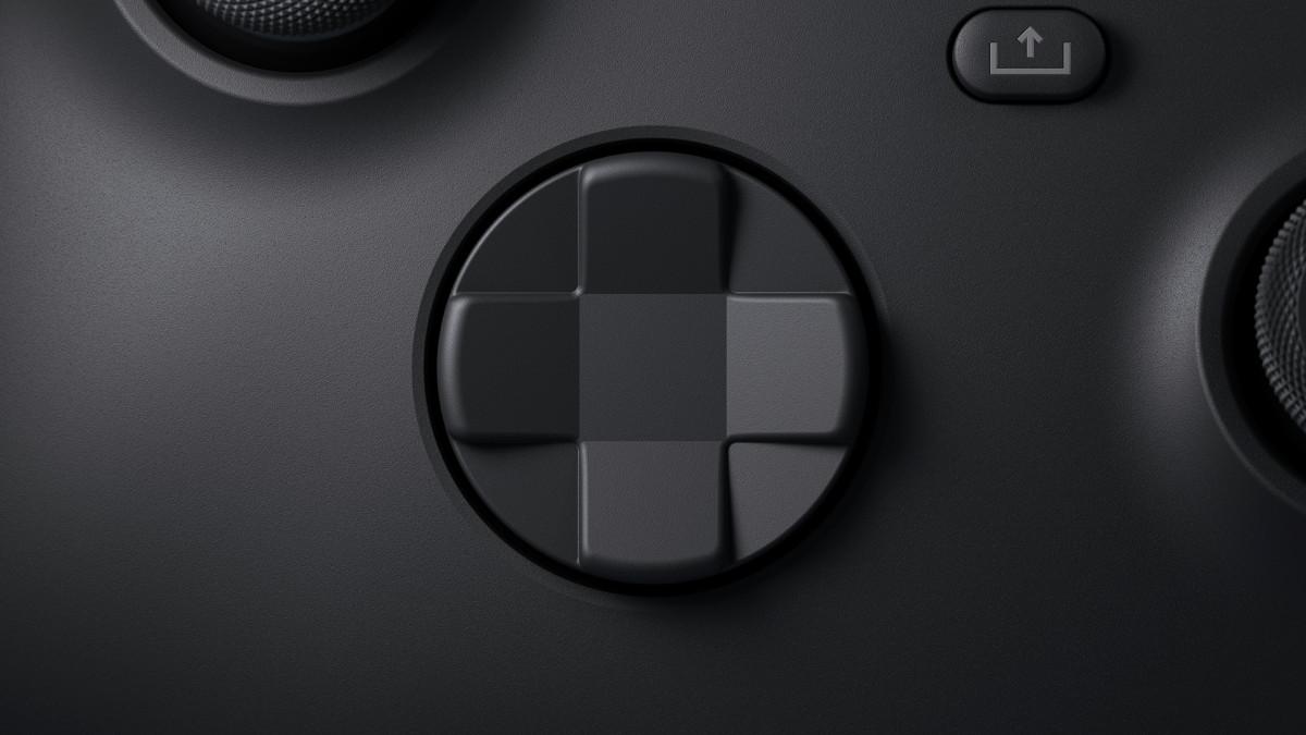 D-Pad du contrôleur Xbox Series X