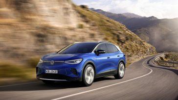 La Volkswagen ID.4 est arrivée: le premier SUV électrique de Volkswagen développe 204 ch et jusqu'à 520 km d'autonomie