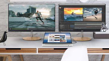 Non seulement les joueurs, mais aussi les professionnels du design peuvent avoir un ordinateur portable comme outil