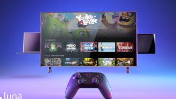 Amazon Luna: le service de streaming de jeux vidéo d'Amazon est désormais officiel