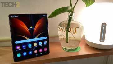 Samsung Dépose Des Conceptions De Brevets Pour Un Smartphone Pliable