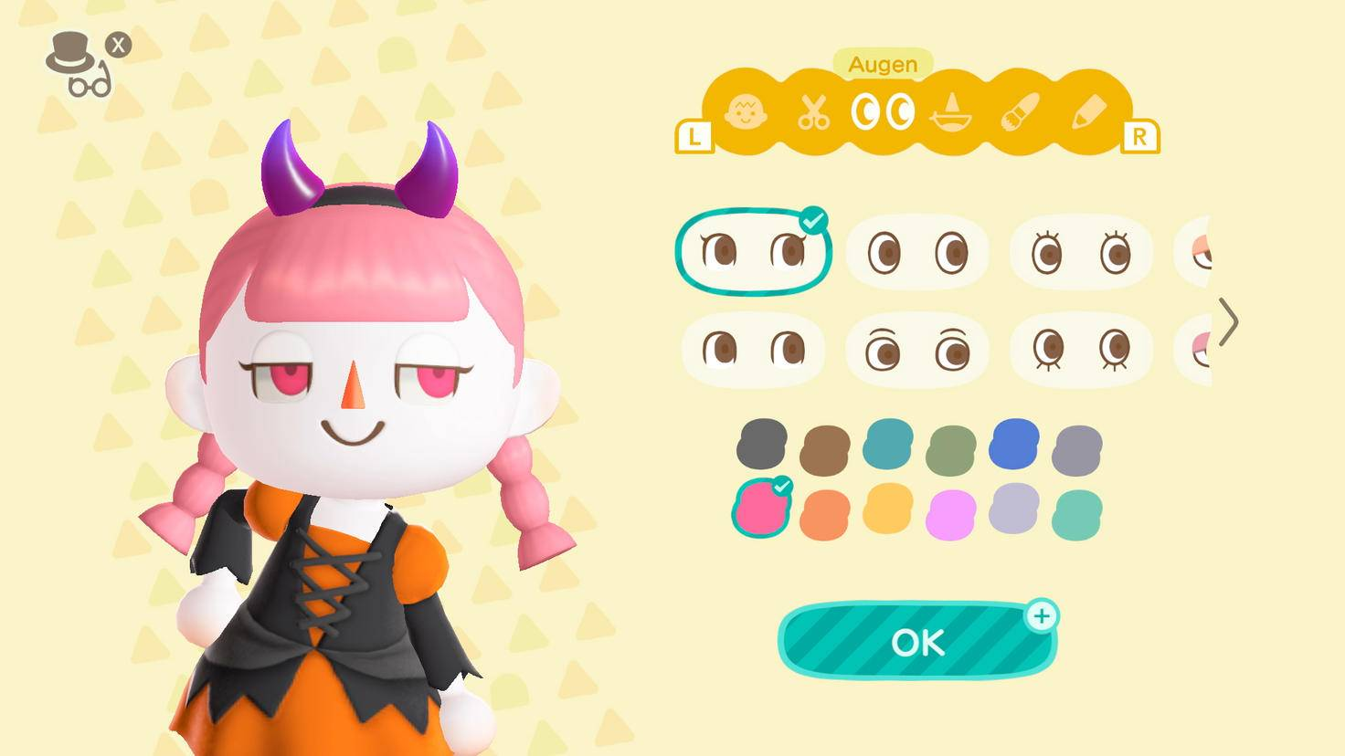 Mise à jour d'Halloween pour Animal Crossing New Horizons