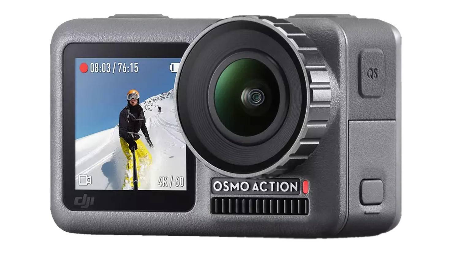Caméra d'action DJI Osmo