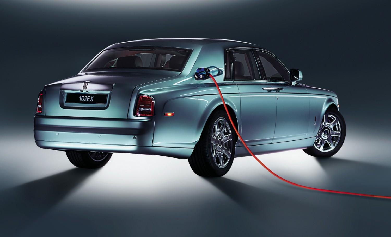 Le concept Rolls-Royce 102EX