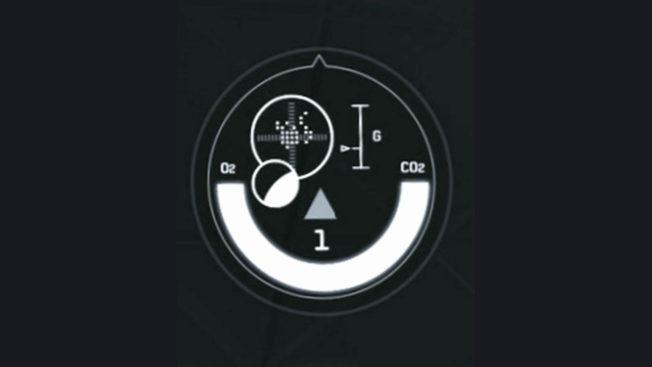 Starfield - interface utilisateur