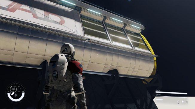 Starfield - le personnage principal pourrait être un astronaute!