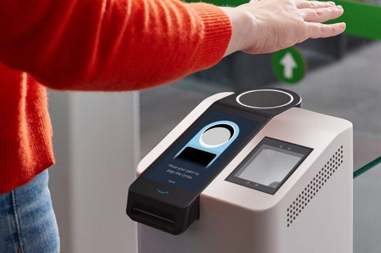 Quels enjeux de cybersécurité dans l'utilisation de données biométriques — Lancement d'Amazon One