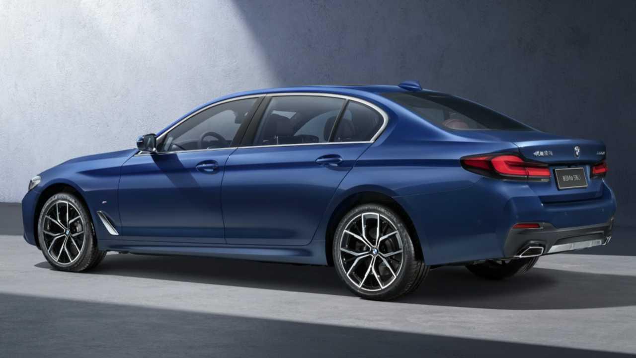 BMW Série 5 Longue