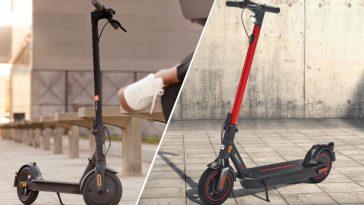 SEAT MÓ eKickScooter 65 vs Xiaomi Mi Electric Scooter: voici à quoi ressemble le scooter électrique de SEAT par rapport à ses rivaux Xiaomi
