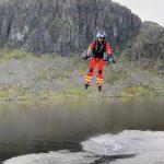 Ambulanciers paramédicaux en jetpack: au Royaume-Uni ils testent cette alternative pour les opérations de sauvetage