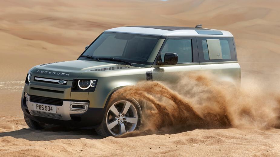 Land Rover Defender 2021. Prix des nouveaux hybrides ...