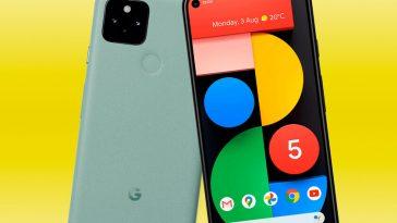 Google Pixel 5: le changement du pari Pixel pour le milieu de gamme avec la 5G à un prix ajusté est confirmé