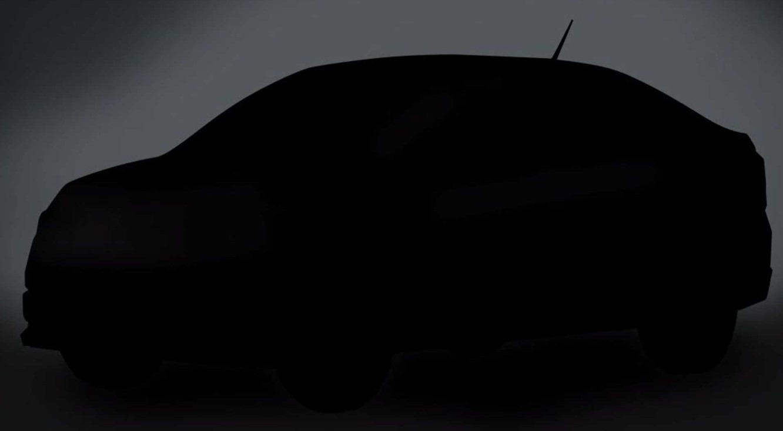Le teaser de Dacia Logan