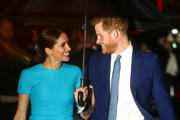 Accord Royal: Netflix Signe Un Contrat Avec Le Prince Harry