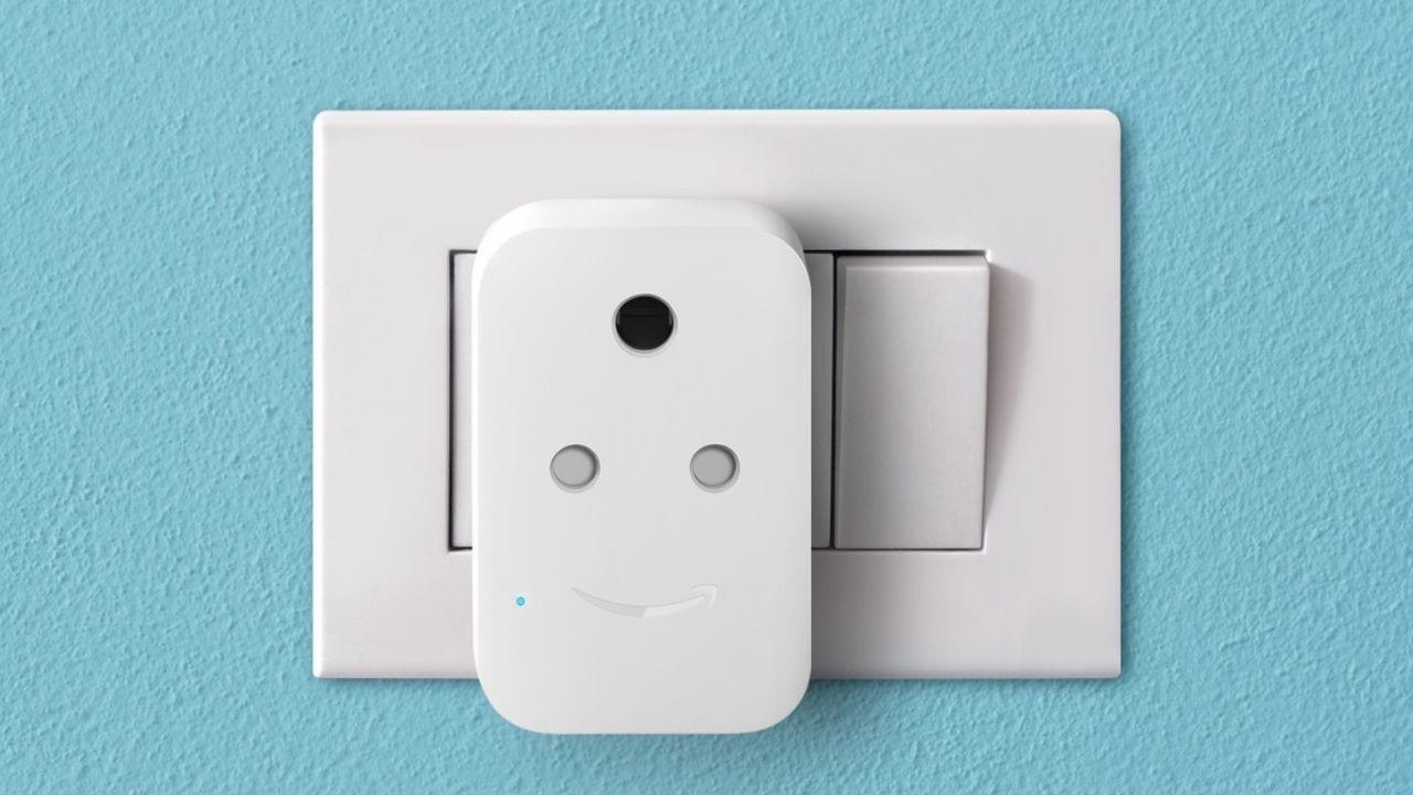 Amazon Smart Plug lancé en Inde à Rs 1,999, vous permet de contrôler les lumières, les ventilateurs, plus avec la voix