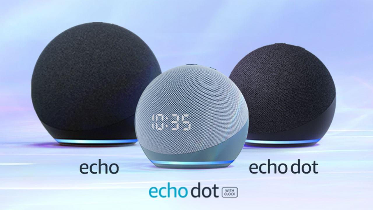 Amazon lance les nouveaux Echo, Echo Dot, Echo Show 10, Fire TV Stick, Fire TV Stick Lite en Inde