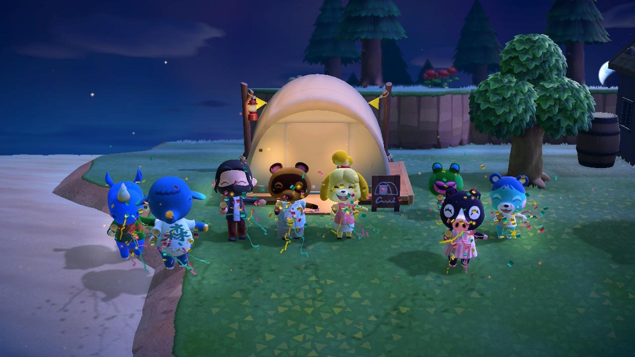 Animal Crossing: New Horizons Tous Les événements En 2020