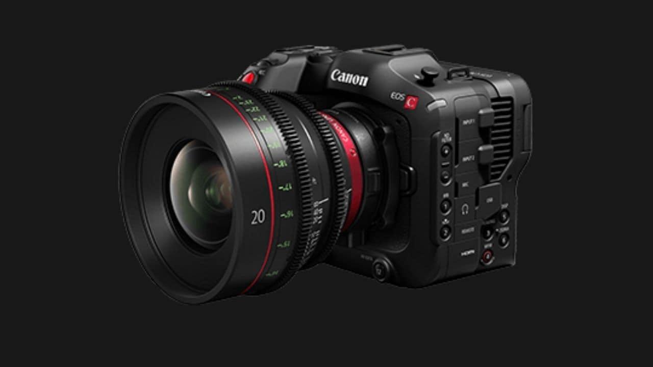 Appareil photo Canon EOS C70 annoncé, prend en charge l'enregistrement à haute fréquence d'images 4K / 120P