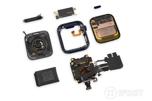 L'Apple Watch Series 6 démontée par iFixit