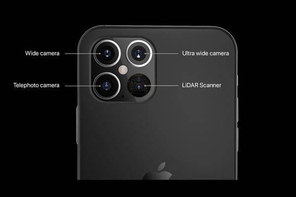 Apple Propose T Il Uniquement Le Scanner Lidar Pour L'iphone 12 Pro