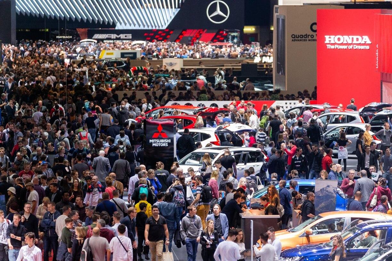 Salon de l'automobile de Genève