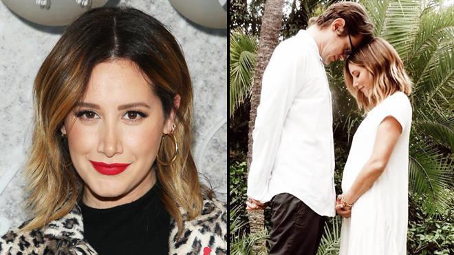 L'actrice de High School Musical attend son premier enfant — Ashley Tisdale